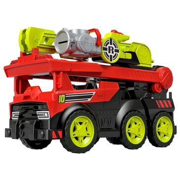 Fisher-Price Rescue Heroes Transforming Fire Truck, , large