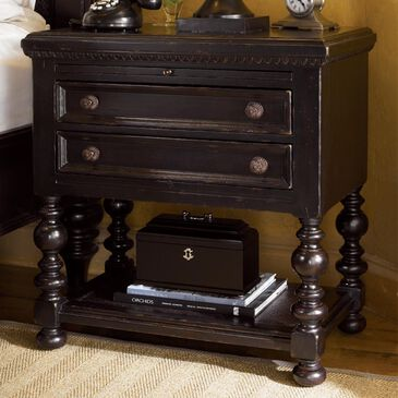 Tommy Bahama Home Kingstown Phillips Nightstand, , large