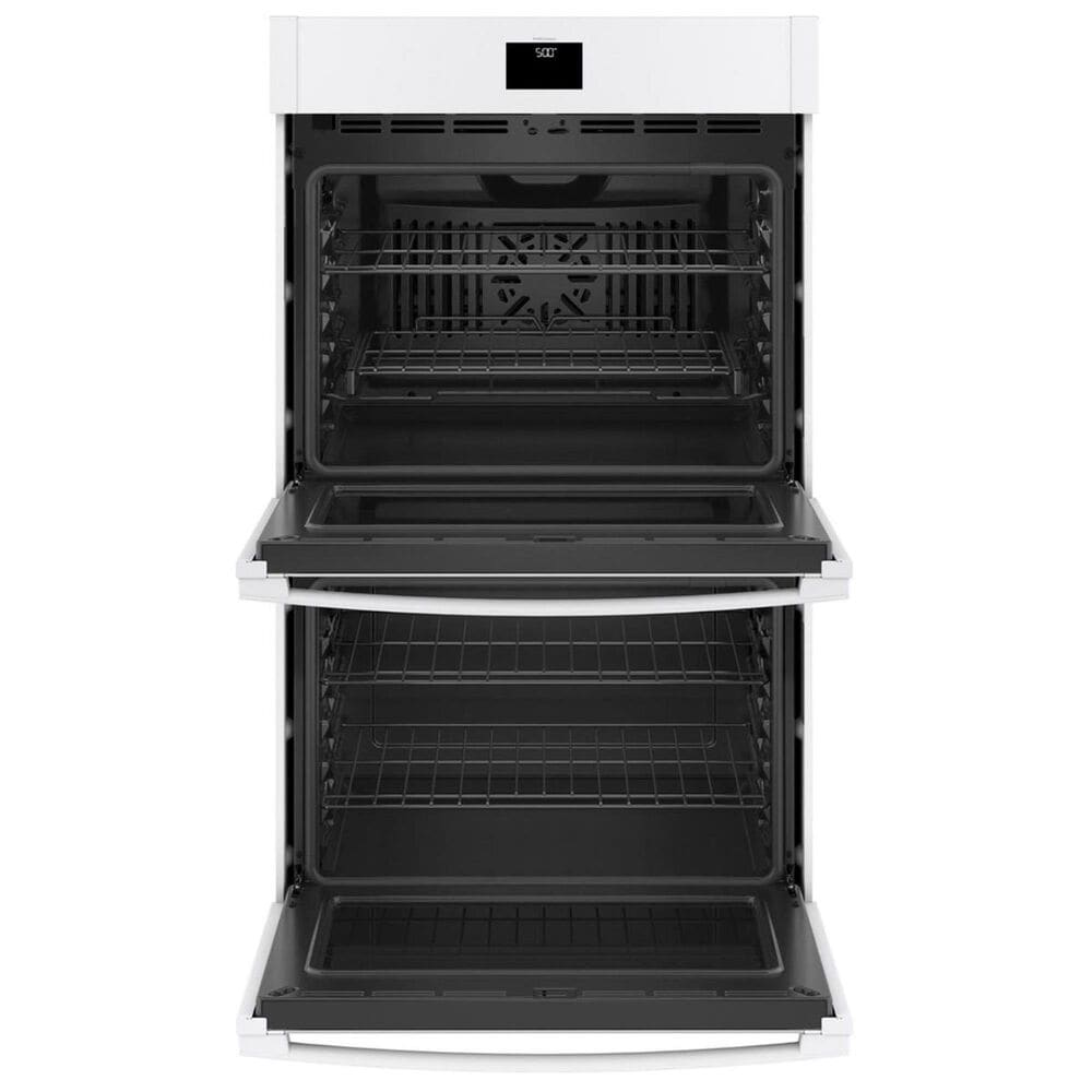 """GE Appliances 30"""" Built-In Double Wall Oven with Convection in White, , large"""