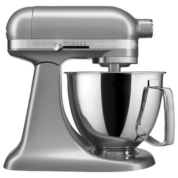KitchenAid Artisan Mini 3.5 Quart Tilt-Head Stand Mixer - Contour Silver, , large
