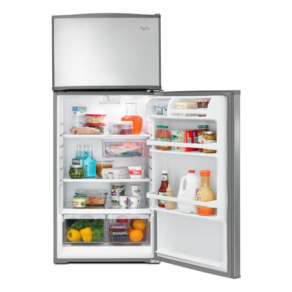 Whirlpool 16 Cubic Feet Top Freezer Refrigerator, , large