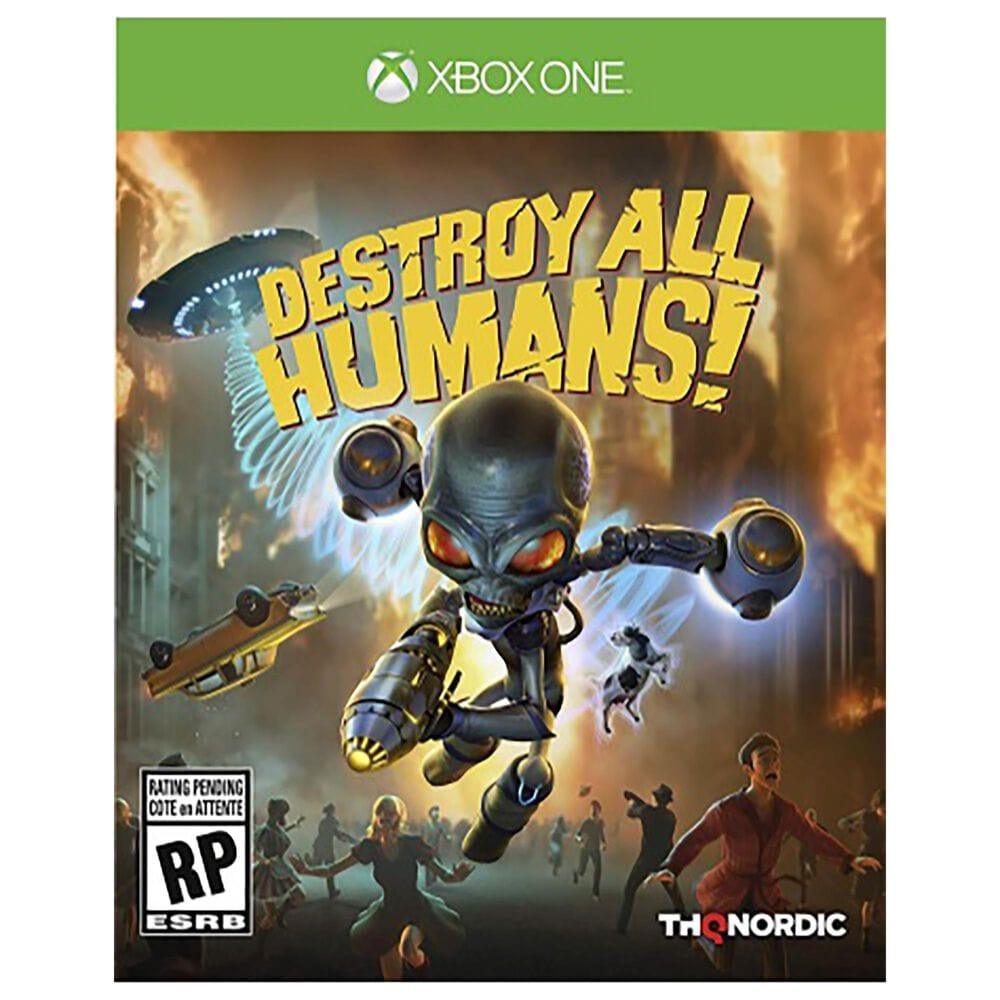 Destroy All Humans - Xbox One, , large