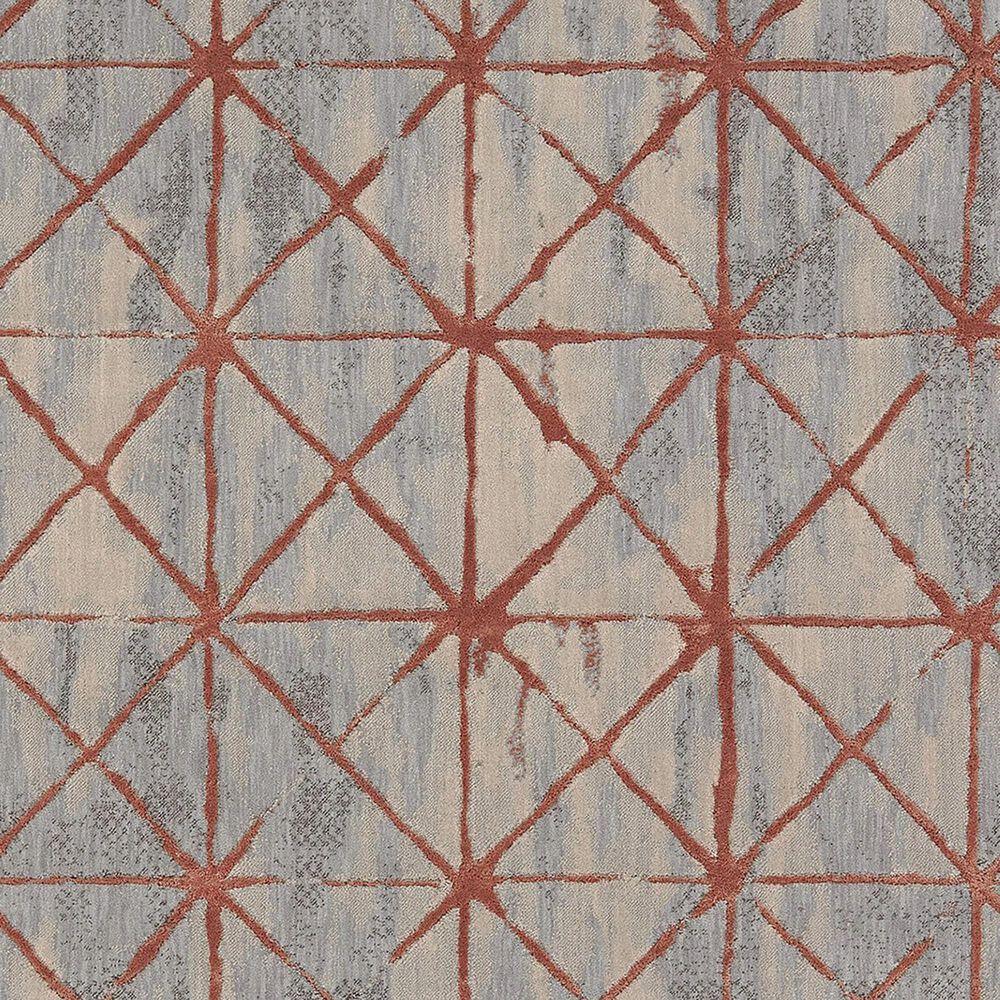 Karastan Soiree Appenzell 91971-97031 2' x 3' Rose Gold Area Rug, , large