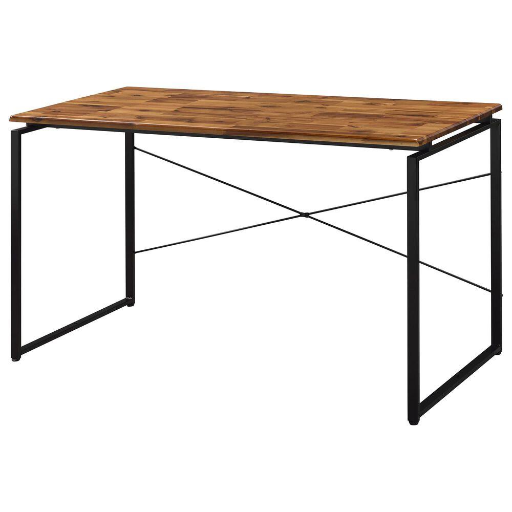 Gunnison Co. Jurgen Desk in Oak/Black, , large
