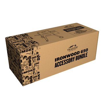 Traeger Grills Ironwood 650 Accessory Bundle, , large