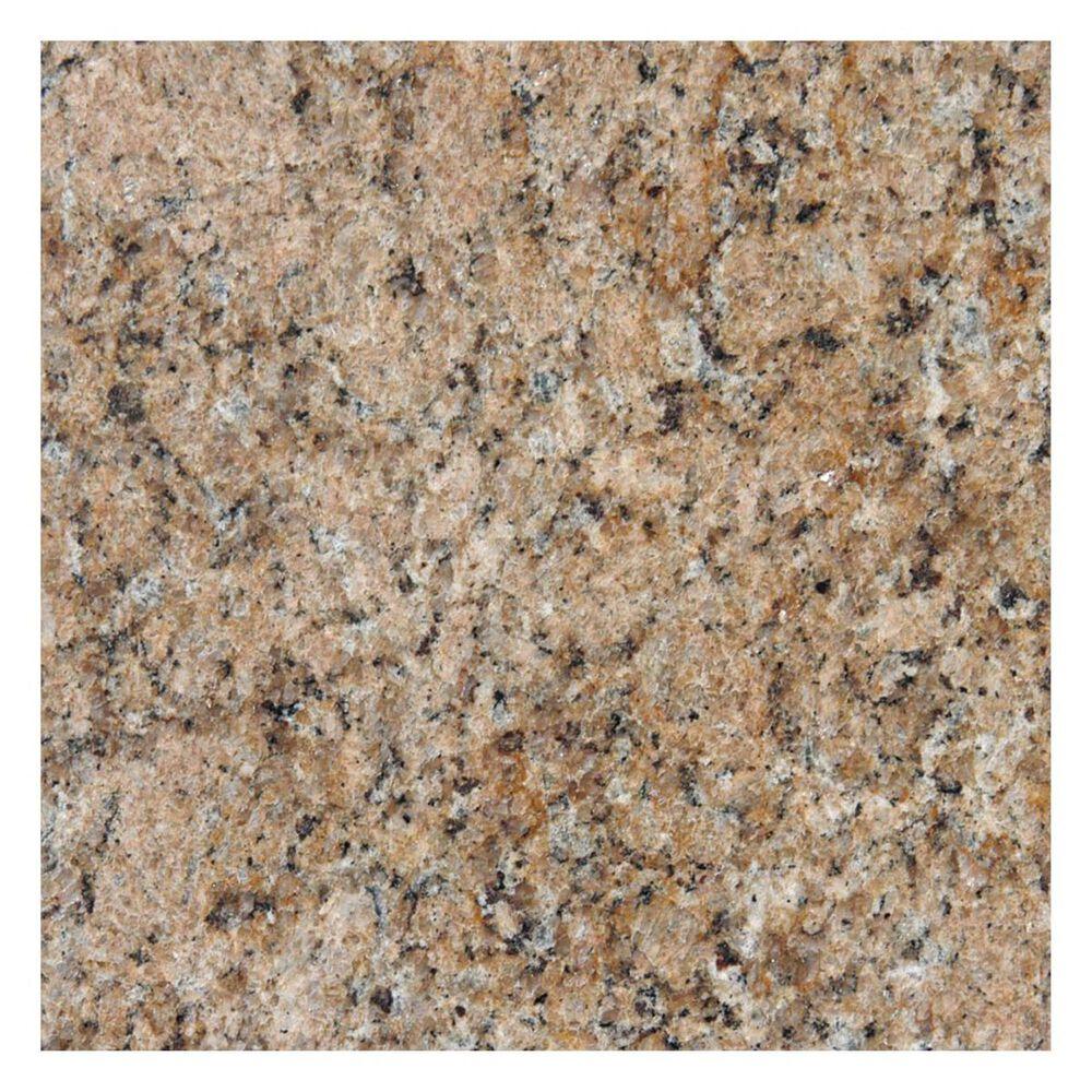 "MS International Giallo Veneziano 12"" x 12"" Polished Natural Stone Tile, , large"