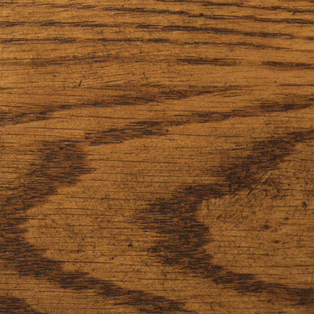 Belle Furnishings Grandpas Cabin 5 Drawer Chest in Aged Oak, , large