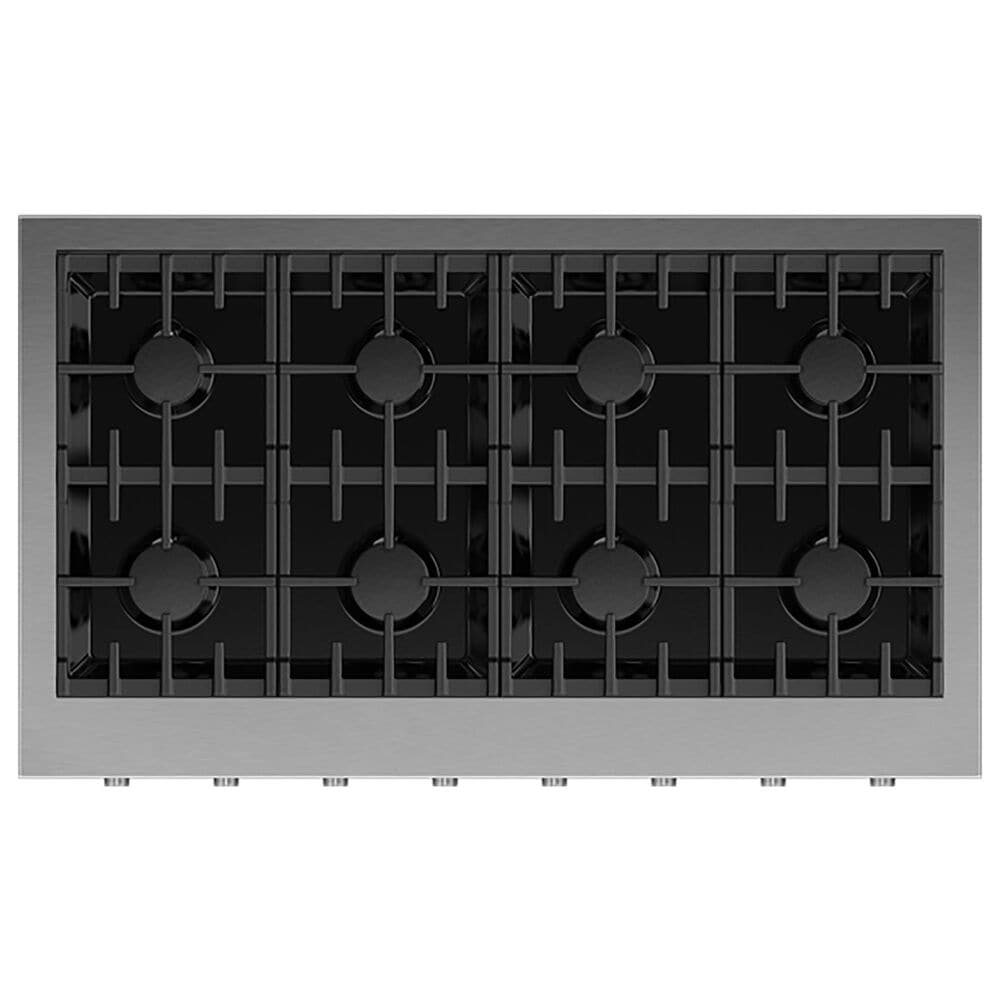 """Fisher and Paykel 48"""" Natural Gas Rangetop with 8-Burner in Stainless Steel , , large"""