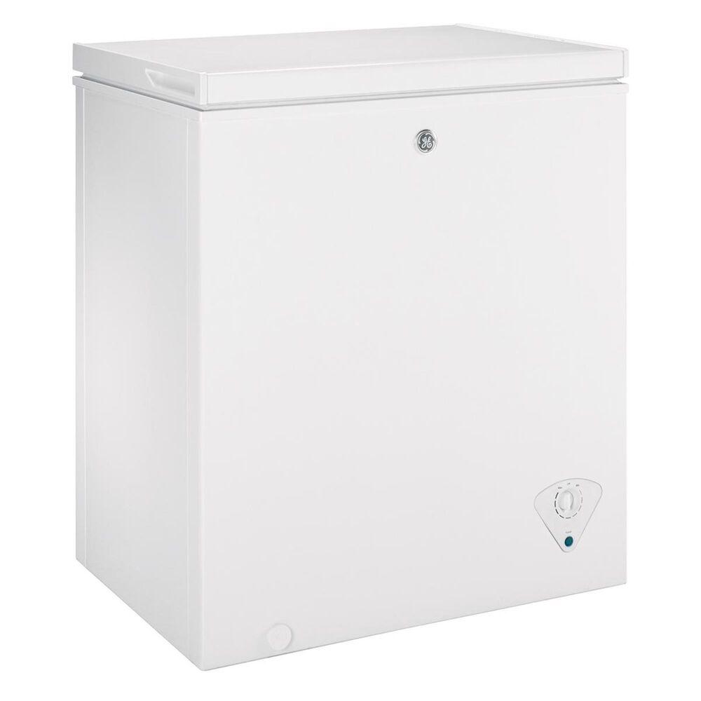 GE Appliances 5.0 Cu. Ft. Manual Defrost Chest Freezer, , large