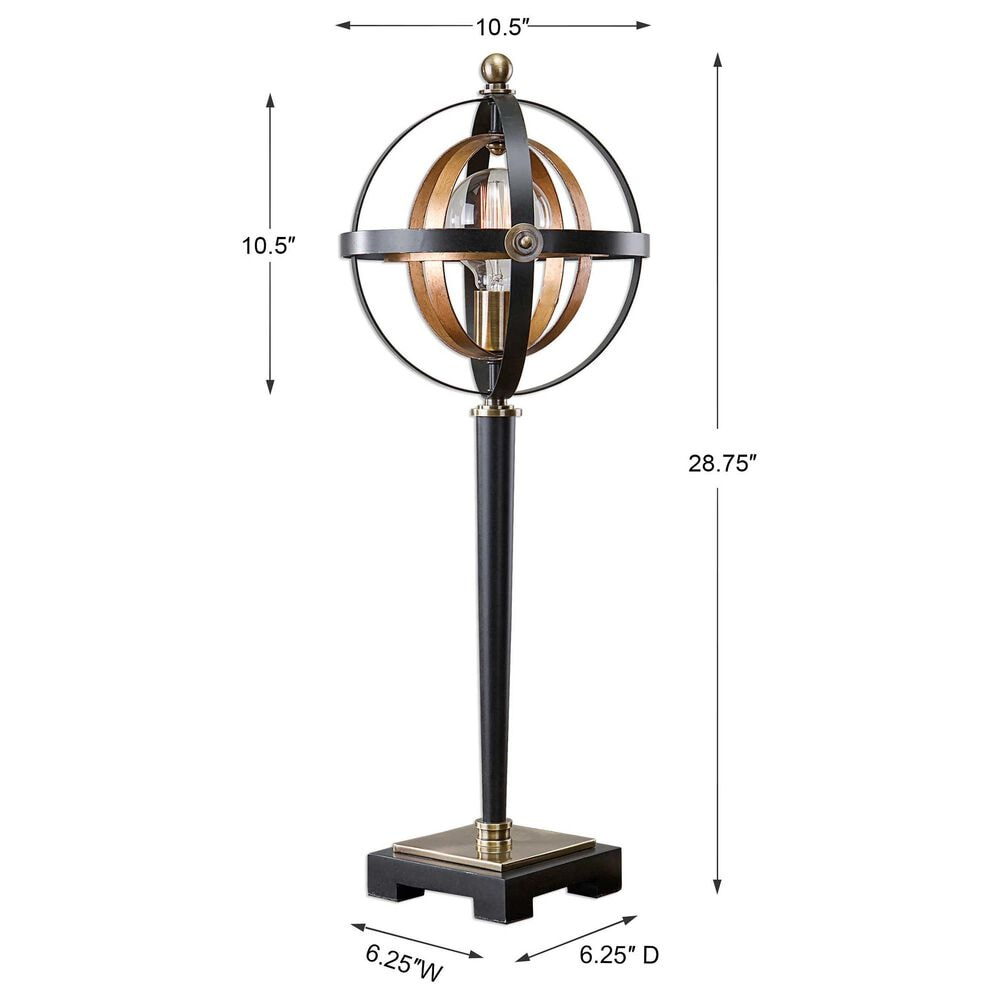 Uttermost Rondure Table Lamp, , large