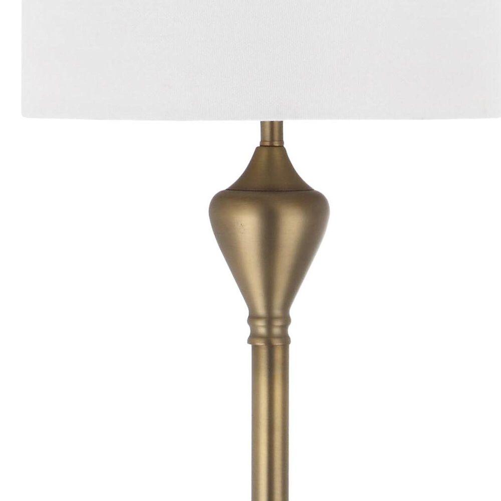 "Safavieh Xenia 60.5"" Floor Lamp in Gold, , large"