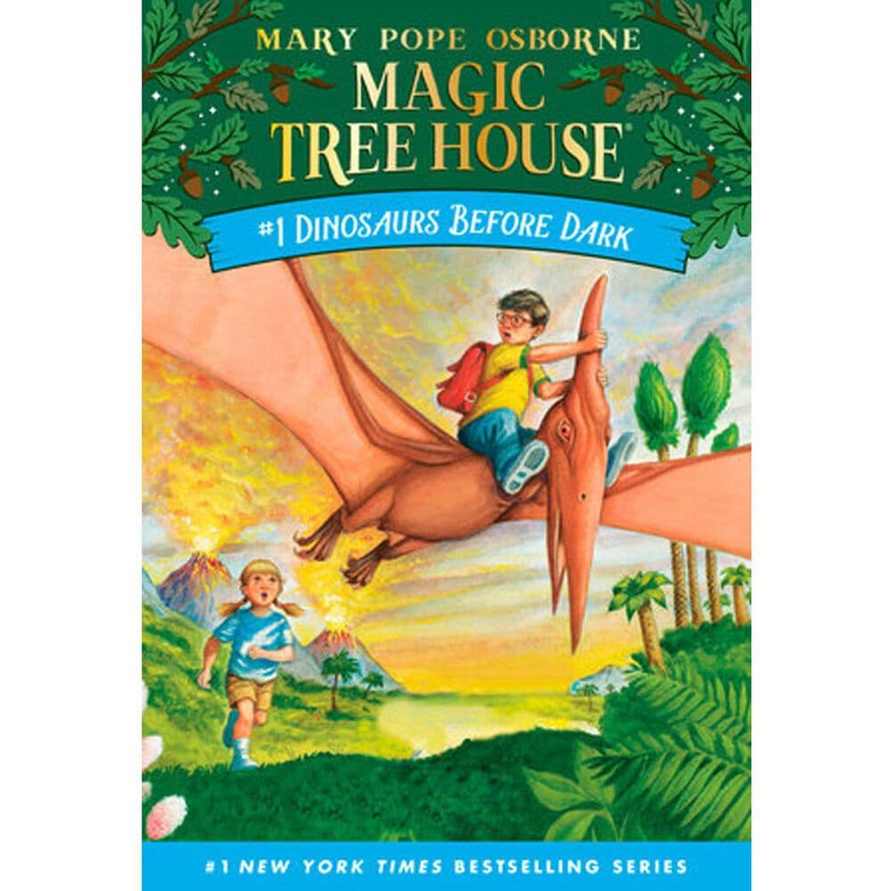 Magic Tree House - Dinosaurs Before Dark, , large