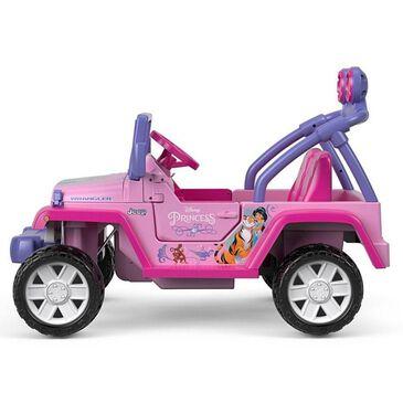 Fisher-Price Power Wheels Disney Princess Jeep Wrangler, , large