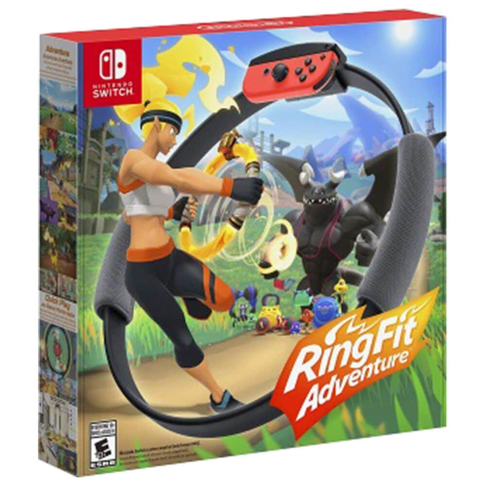 Nintendo Ring Fit Adventure - Nintendo Switch, , large