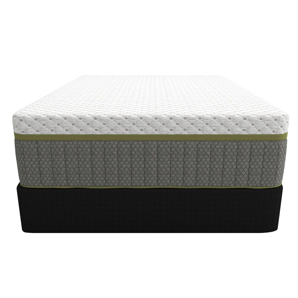 Southerland Grand Estate 200 Hybrid Firm Queen Mattress Only, , large
