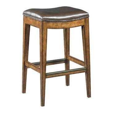 Hooker Furniture Decorator Sangria Backless Barstool in Tynecastle, , large