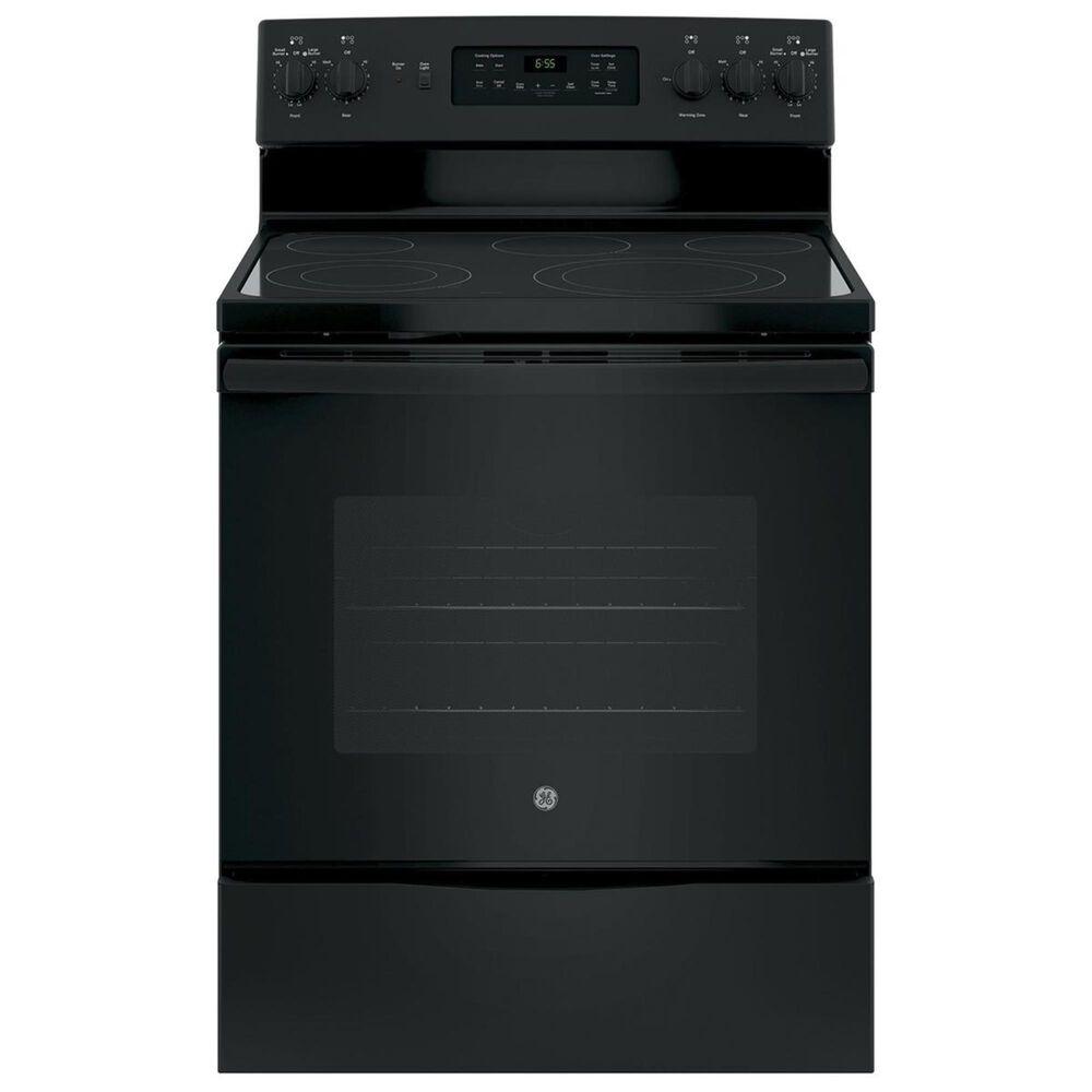 GE Appliances 5.3 Cu. Ft. Freestanding Electric Range, , large