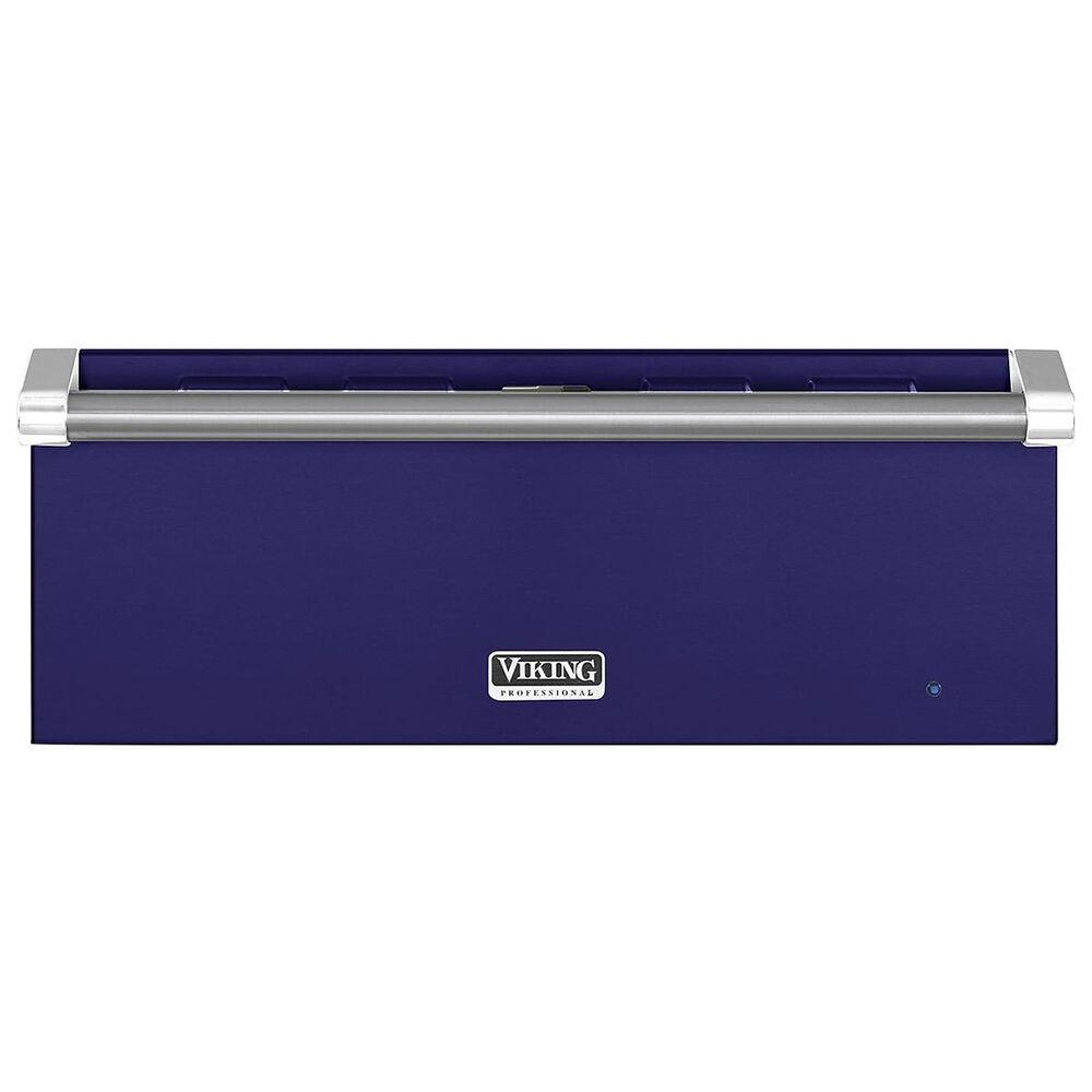 """Viking Range 27"""" Warming Drawer in Cobalt Blue, , large"""