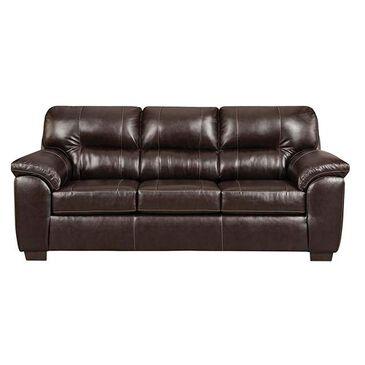 Arapahoe Home Sleeper Sofa in Austin Chocolate , , large