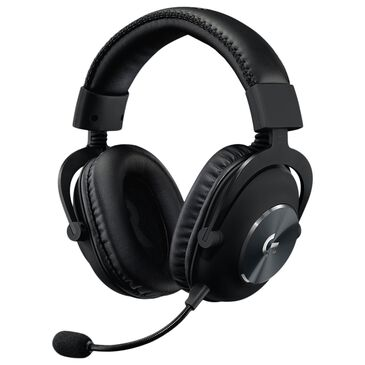 Logitech Pro Gaming Headset with Microphone in Black, , large