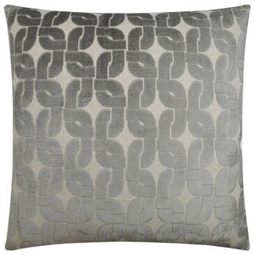 "D.V.Kap Inc 24"" Feather Down Decorative Throw Pillow in Haven-Steel, , large"