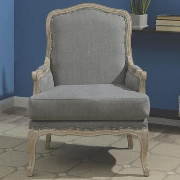 Mayberry Hill Artesia Arm Chair in Slate, , large