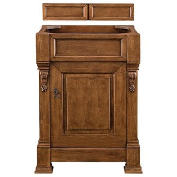 """James Martin Brookfield 26"""" Single Vanity Cabinet in Country Oak, , large"""