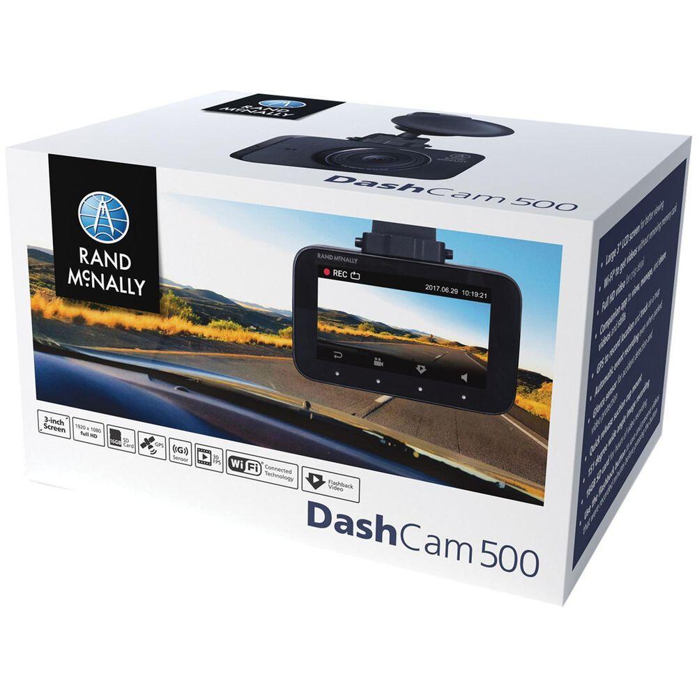 Rand McNally Dashcam 500, , large