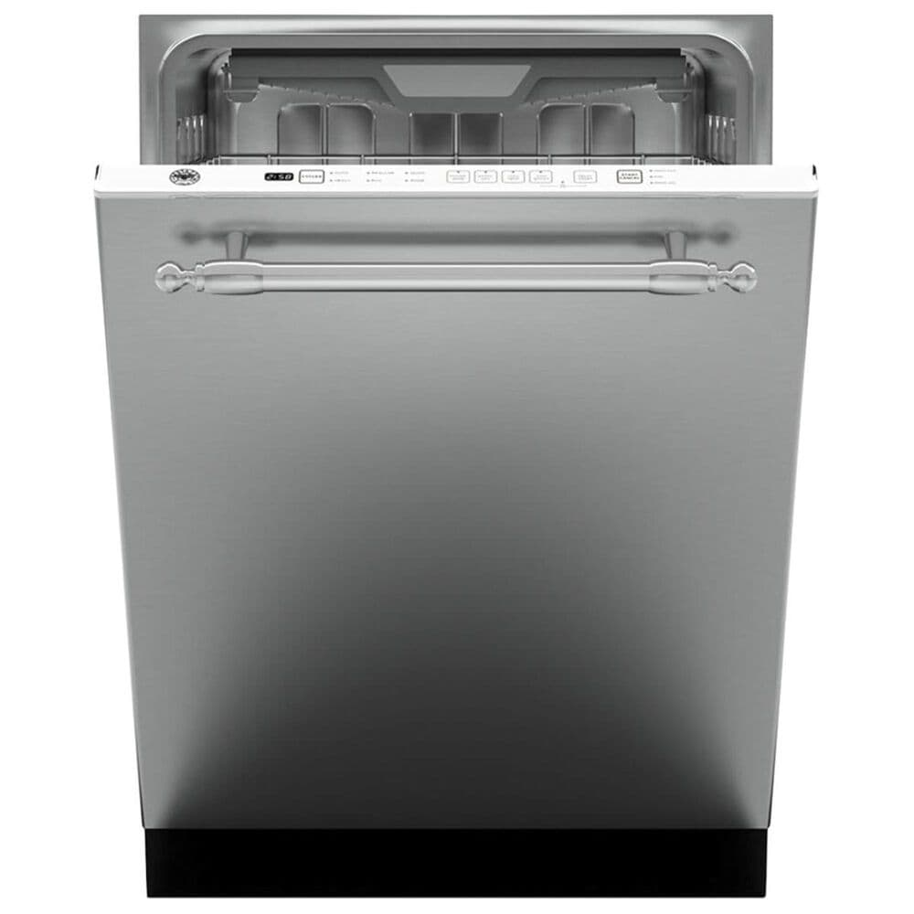 Bertazzoni Heritage Dishwasher Handle Kit in Stainless Steel, , large