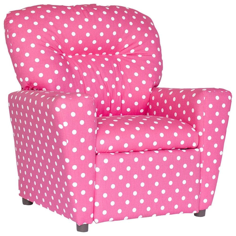 Brazil  Tween Recliner in Candy Pink, , large