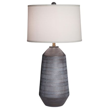 Pacific Coast Lighting Table Lamp in Antique Bronze