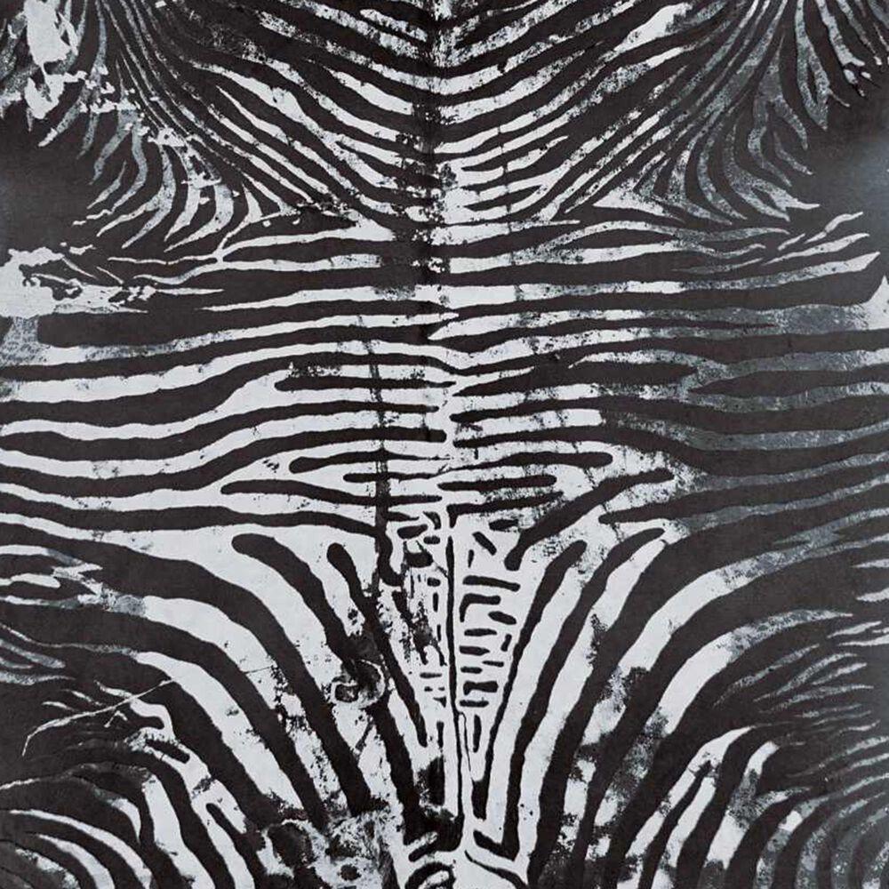 Nourison Couture Hide IM109 5' x 8' Black Area Rug, , large