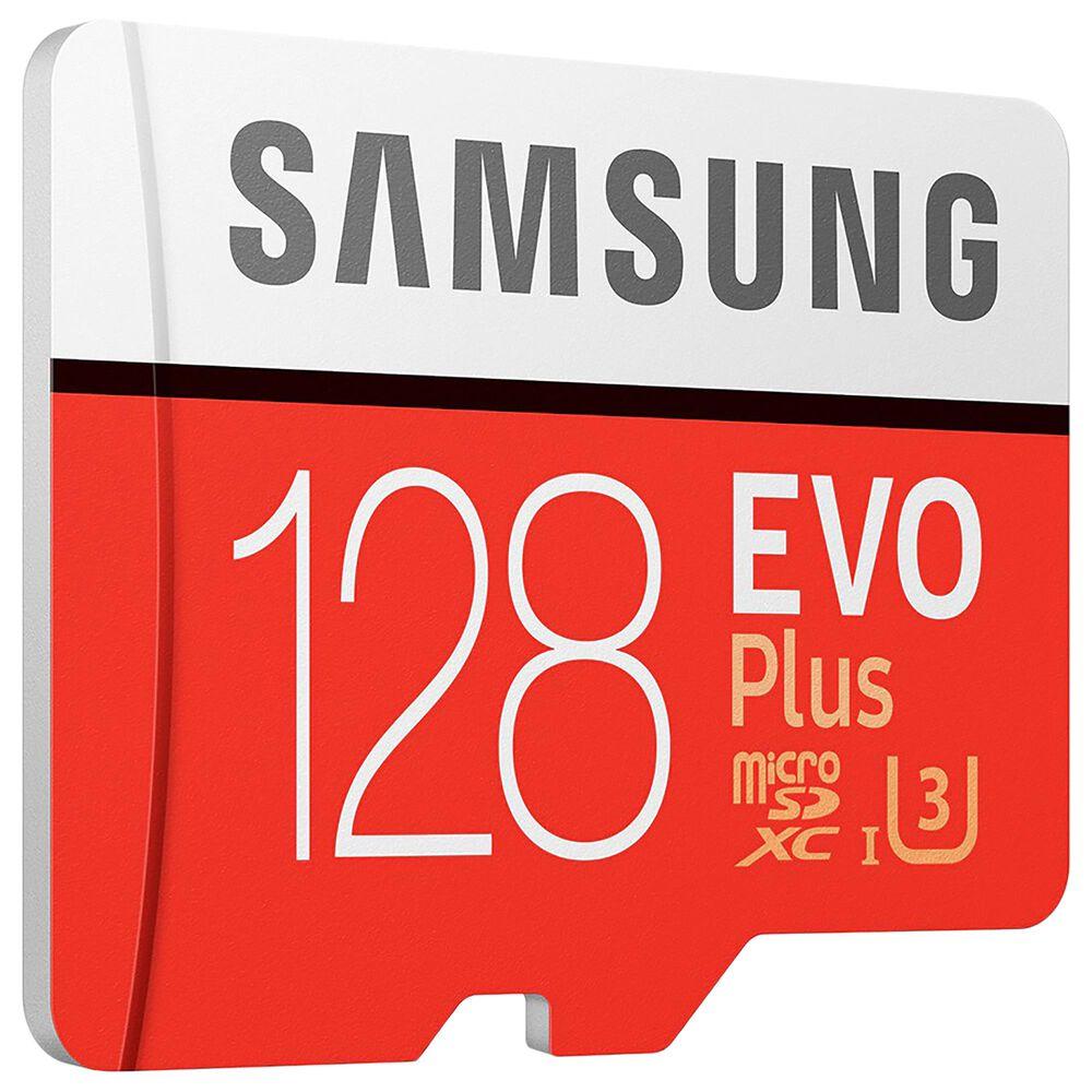 Samsung 128GB EVO Plus microSDXC Memory Card, , large