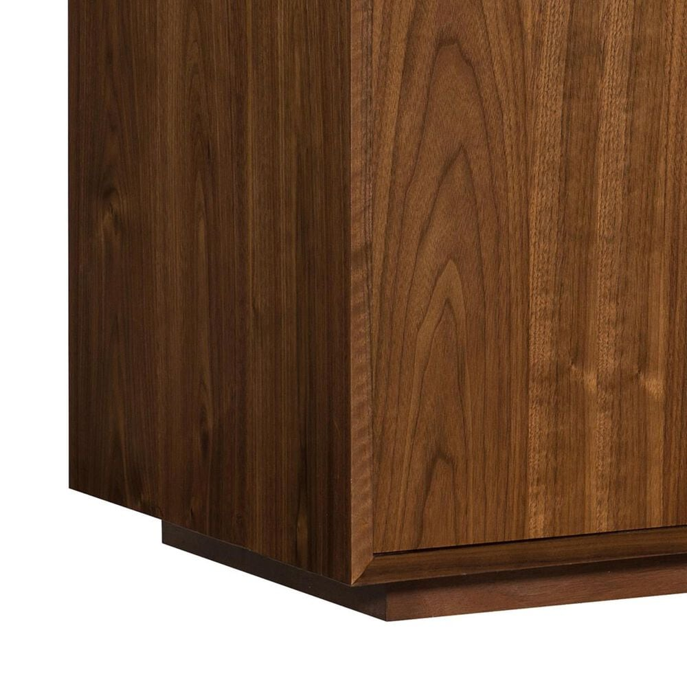 Hooker Furniture Elon 2-Door Cabinet in Medium Wood, , large