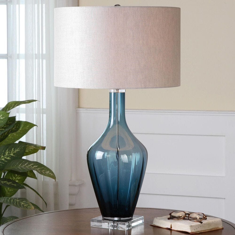 Uttermost Hagano Table Lamp, , large