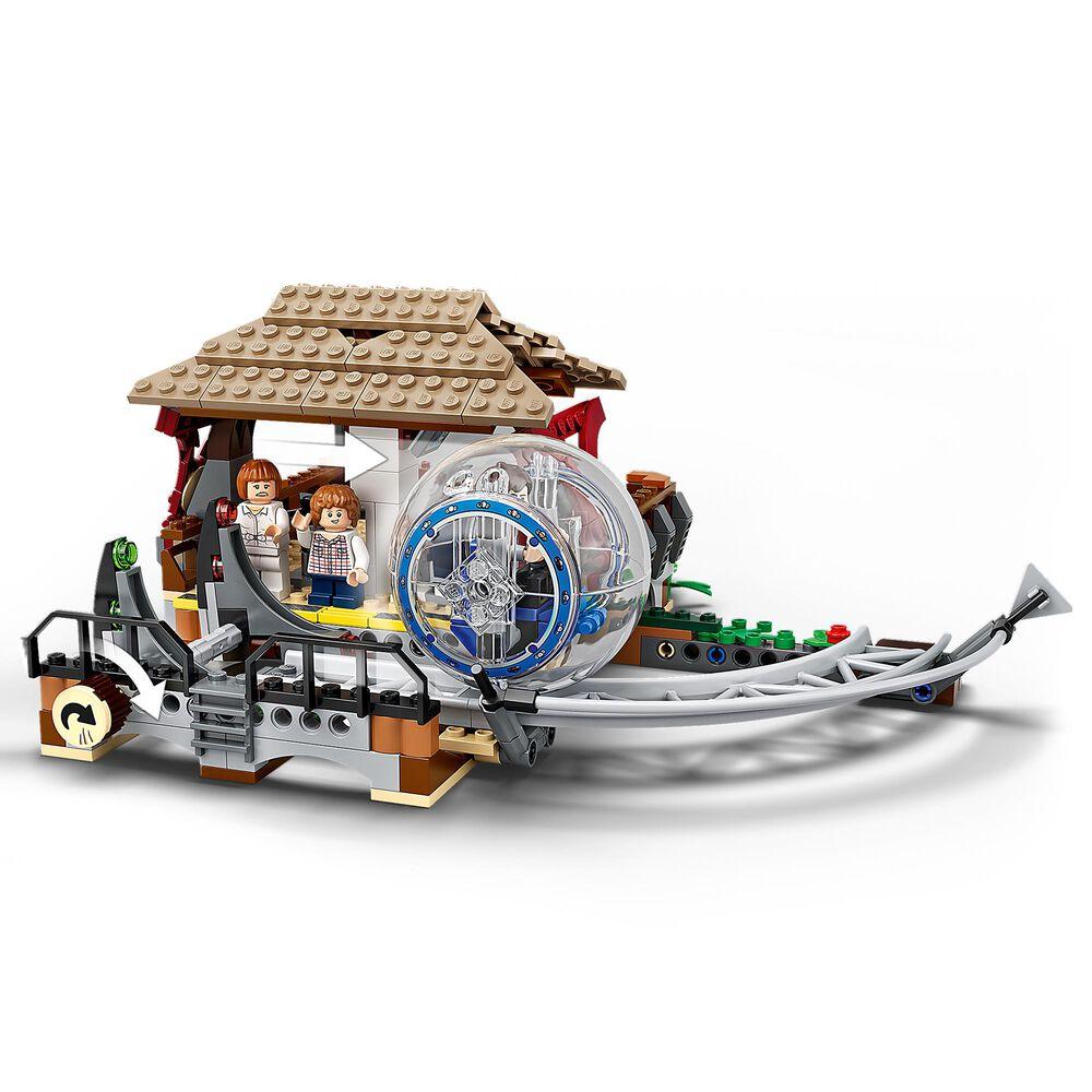 LEGO Jurassic World Indominus Rex Versus Ankylosaurus Building Set, , large