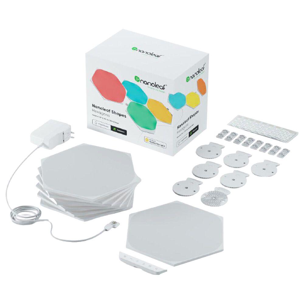 Nanoleaf Shapes Hexagon Smarter Kit - Set of 7, , large