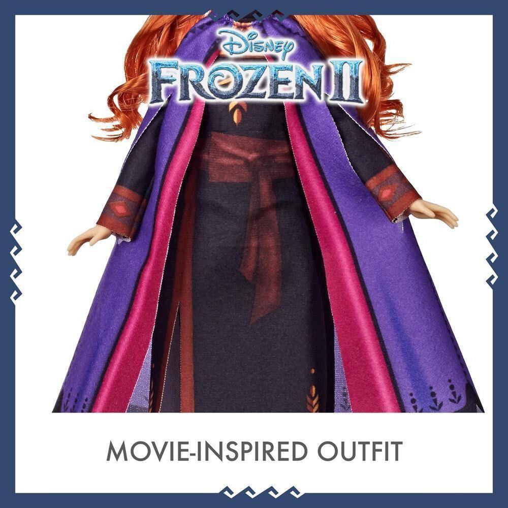 Disney Princess Frozen II Anna Fashion Doll, , large