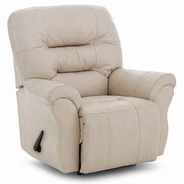 Best Home Furnishings Unity Casual Rocker Recliner in Sand, , large
