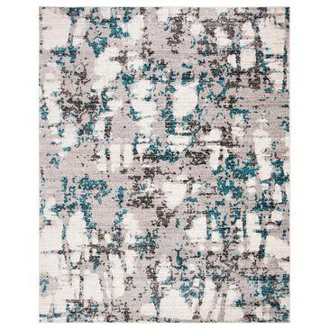 Safavieh Skyler SKY193B 10' x 14' Grey and Blue Area Rug, , large