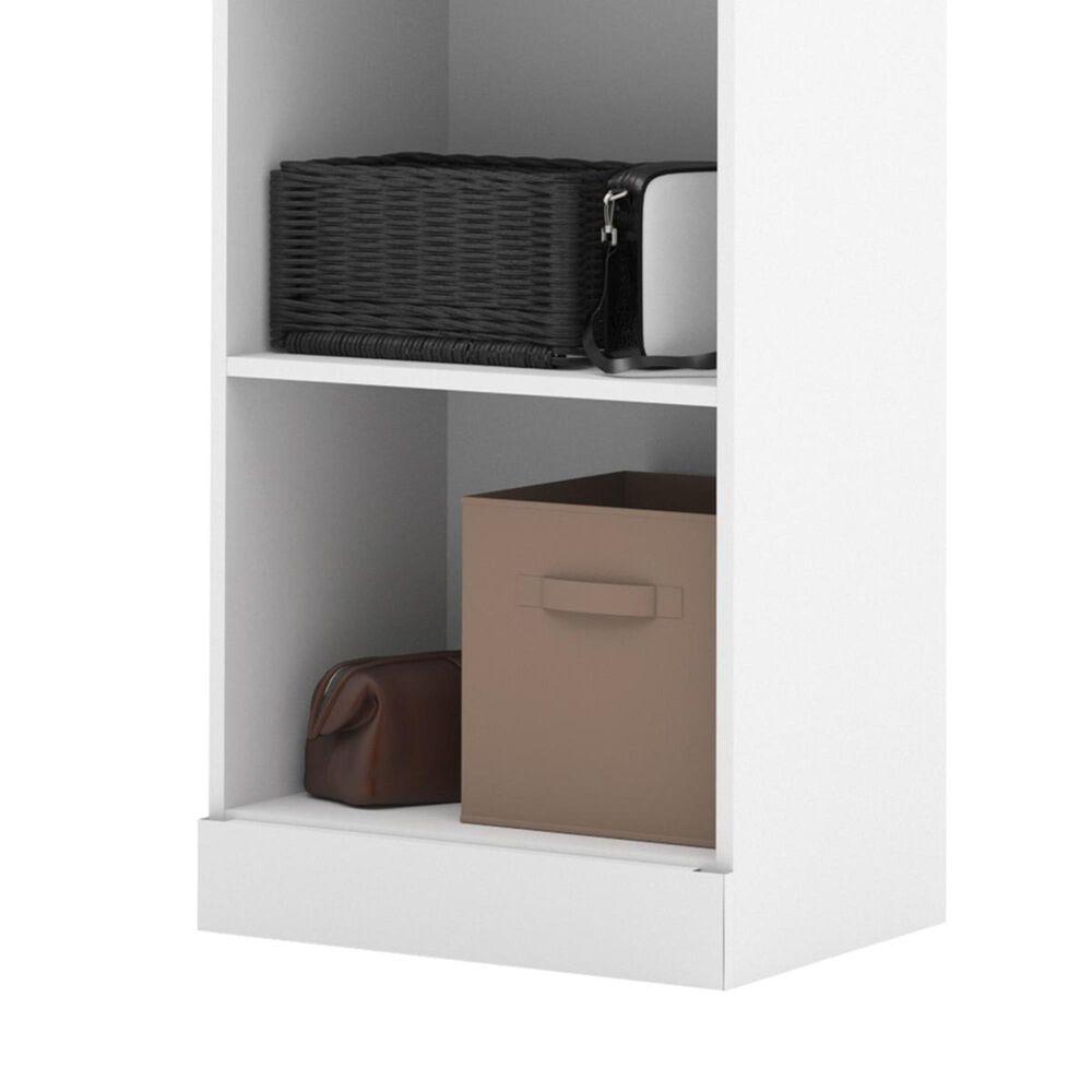 "Bestar Pur 25"" Storage unit in White, , large"