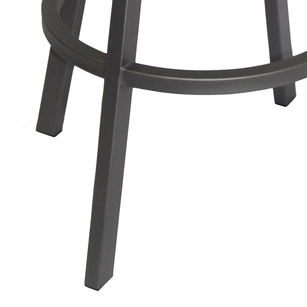 "Delaware Dining Edison 30"" Swivel Barstool in Flintrock Grey/Grey, , large"