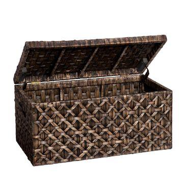Water Hyacinth Storage Trunk, , large