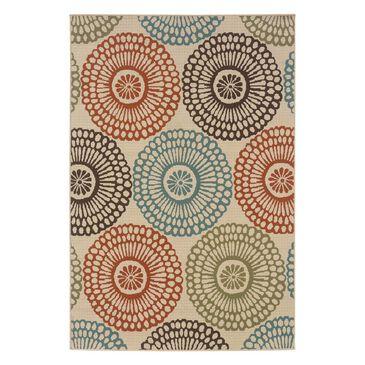 "Oriental Weavers Montego 697J6 2'5"" x 4'5"" Beige Area Rug, , large"