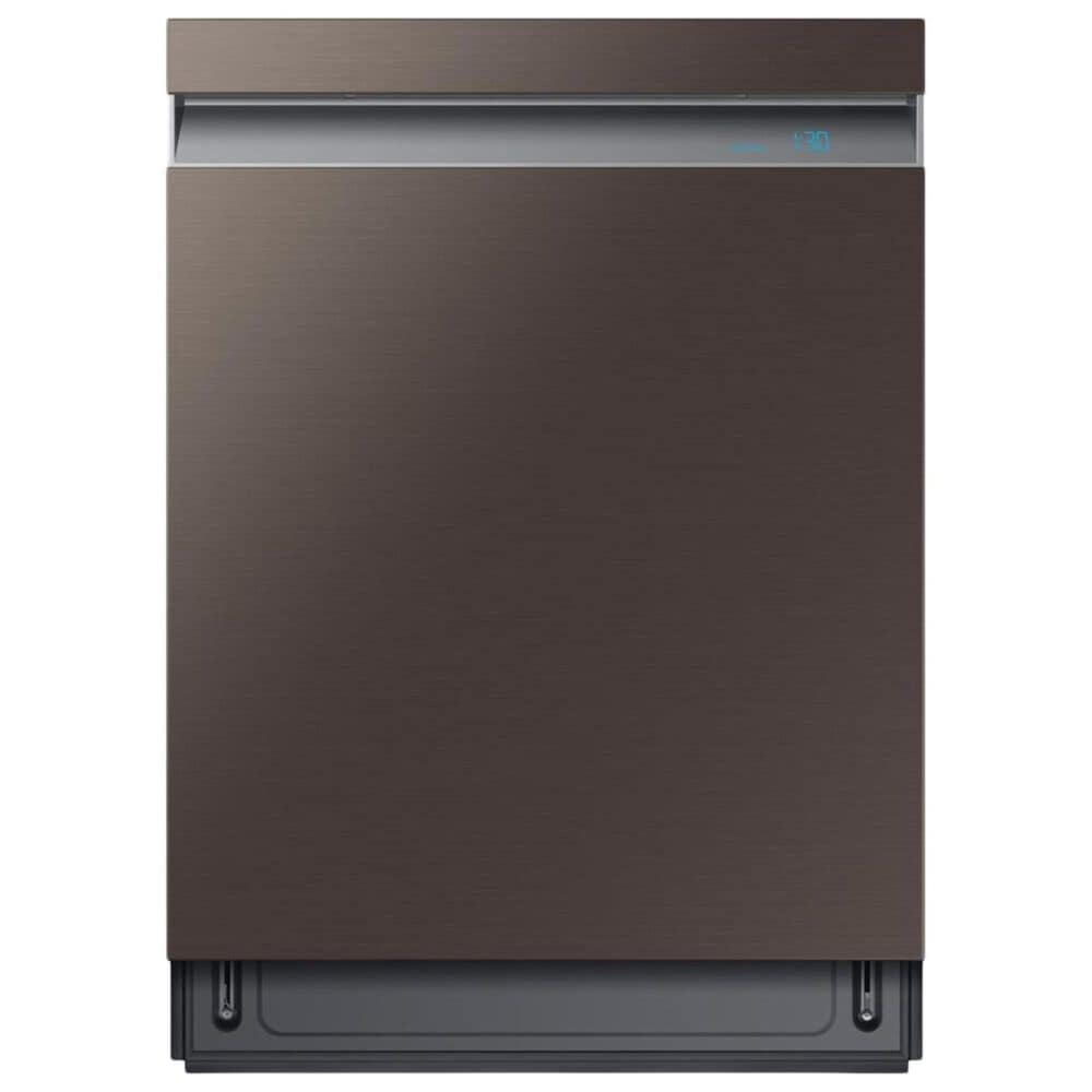 Samsung Built-In Dishwasher Linear Wash 39 dBA in Fingerprint Resistant Tuscan Stainless Steel , , large