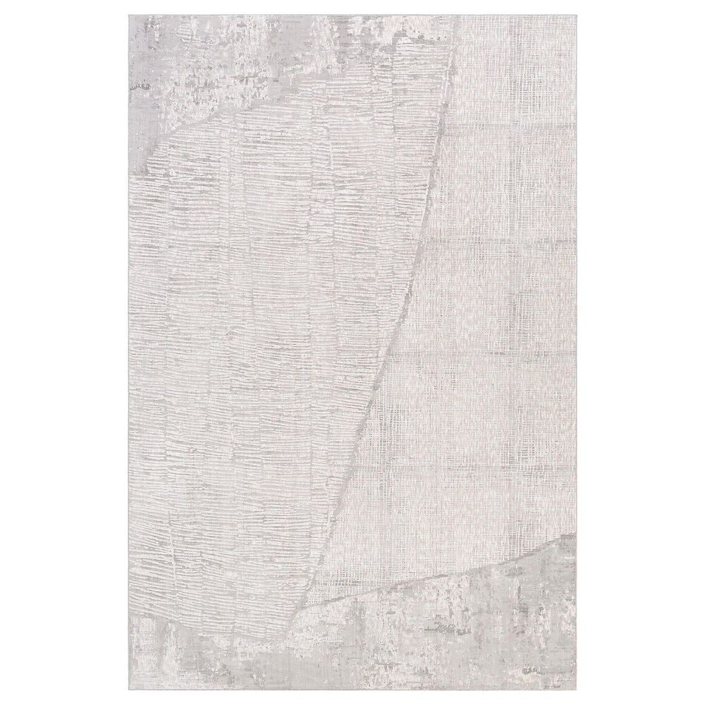 Surya Carmel 12' x 15' Gray, White, Taupe and Ivory Area Rug, , large
