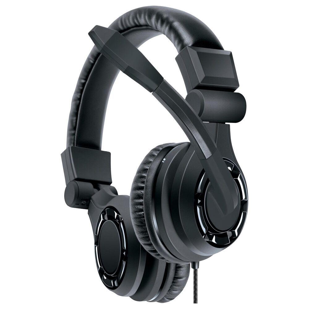 Dreamgear GRX-350 Gaming Headset in Black, , large