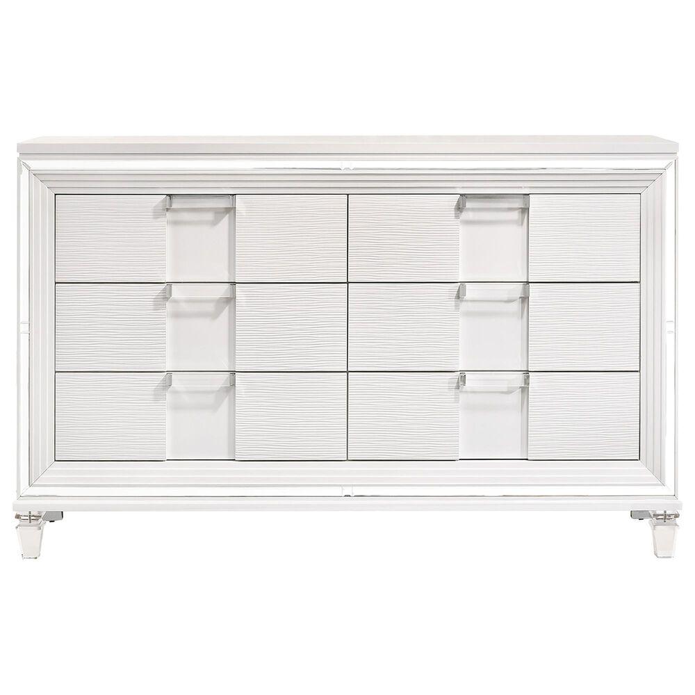 Mayberry Hill Twenty Nine 6 Drawer Dresser in White, , large