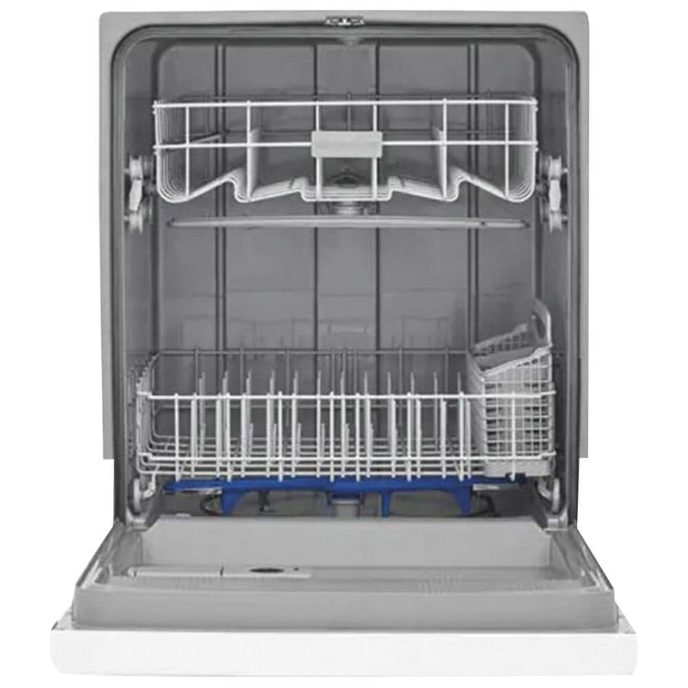 Frigidaire 3-Cycle Built-In Dishwasher in White, , large