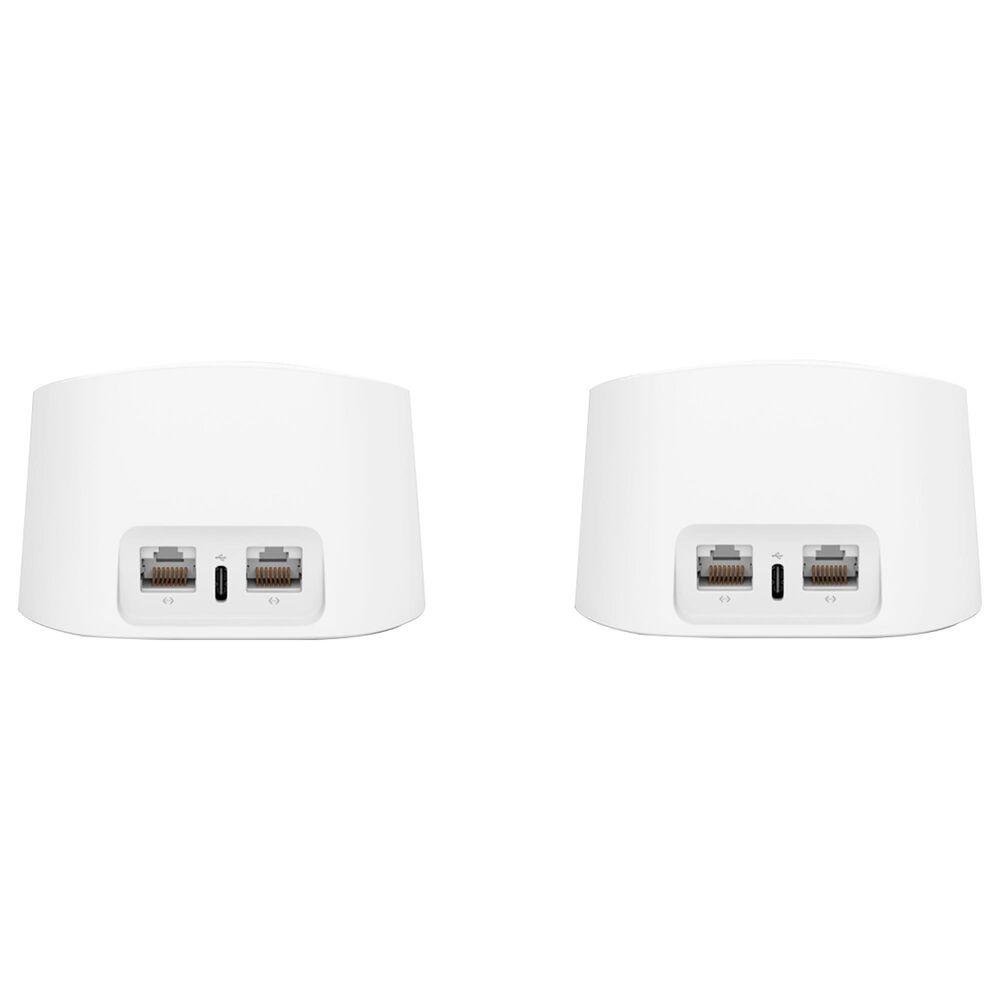 eero 6 Dual-Band Wi-Fi 6 Mesh Wi-Fi System - Set of 2, , large